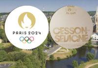 JO Paris 2024 – Le label Terre de Jeux pour Cesson-Sévigné