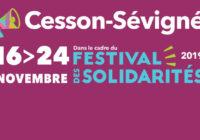 Festival des solidarités, le programme du 16 au 24 novembre