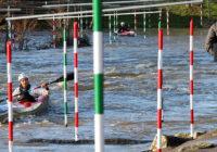 Vidéo – L'équipe de France de canoë-kayak descente à Cesson-Sévigné