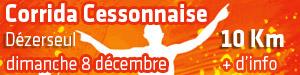 Corrida Cessonnaise