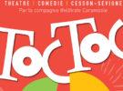 Théâtre – L'association Carambole présente Toc Toc au Pont des Arts