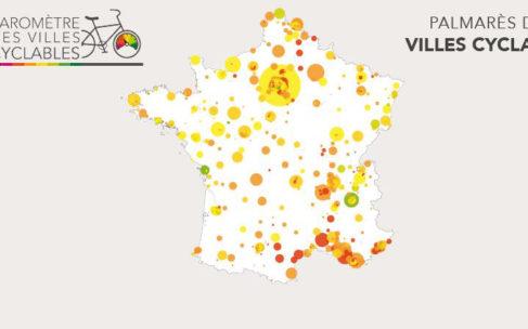 Baromètre des villes cyclables – Les résultats pour Cesson-Sévigné