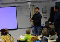 La semaine Olympique et Paralympique dans les écoles du 3 au 8 février