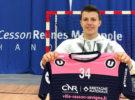 Marco Mengon, nouvelle recrue de Cesson Rennes Métropole Handball