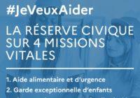 Réserve civique COVID-19   La plateforme jeveuxaider.gouv.fr