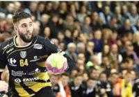 Jordan Camarero, nouvelle recrue de Cesson Rennes Métropole Handball