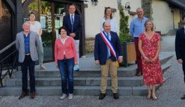 M. Jean-Pierre Savignac élu Maire de Cesson-Sévigné par le nouveau Conseil municipal