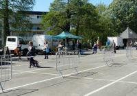Le marché de samedi étendu à l'ensemble de la place (avec 70 exposants)