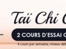Taï Chi Chuan – Inscriptions pour l'année 2020-2021