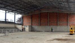 Salle de sport Beausoleil – 7 photos des travaux de rénovation