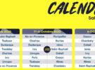 Handball – Le calendrier 2020-2021 est en ligne