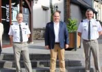 Thierry LASSERRE, nouveau chef du Commandement des Systèmes d'Information et Communication