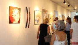 Galerie Pictura – Vernissage de l'exposition de Cesson Art et Poésie