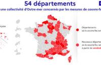 Covid-19 – Couvre-feu en Ille-et-Vilaine à partir du vendredi 23 octobre (00h)