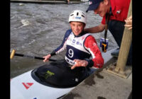 Mewen Debliquy champion d'Europe de slalom junior