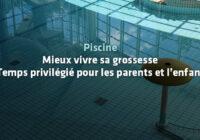 Piscine – Aquagym prénatal-postnatal et Eveil Aquatique