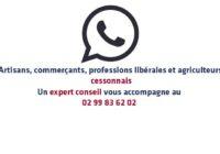 Une ligne téléphonique pour les artisans, commerçants, professions libérales et agriculteurs cessonnais