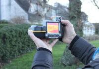 Economie d'énergie – Observez votre logement avec une caméra thermique