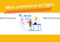 Mon commerce en ligne – Un accompagnement à la digitalisation