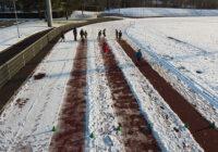 Les écoles municipales de sports sous la neige…