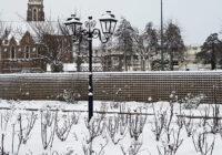 10 photos – Cesson-Sévigné sous la neige