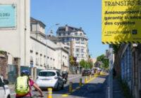 Questionnaire en ligne sur les aménagements cyclables transitoires
