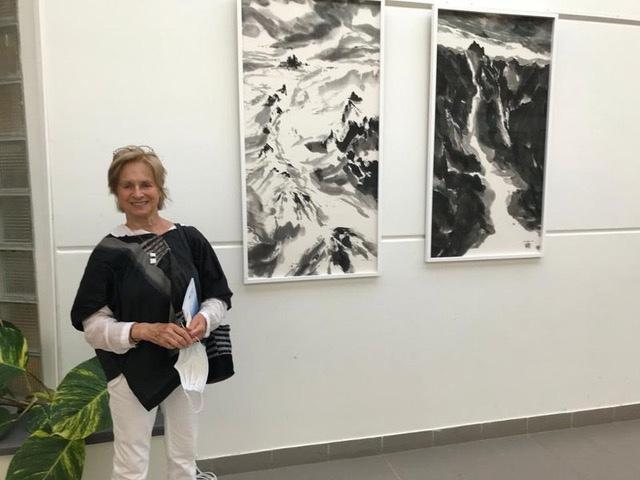 Exposition de Reina Vidal (Manoir de Bourgchevreuil)