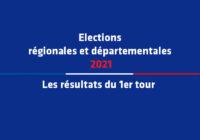 Élections régionales et départementales – Les résultats du 1er tour