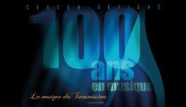 Concert 100 ans en musique au Carré Sévigné (mardi 28 septembre)
