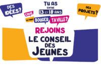 Conseil Consultatif des Jeunes : c'est le moment de s'inscrire !