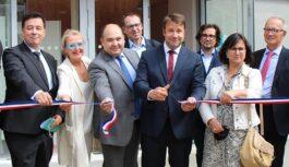 Inauguration de l'internat du lycée Sévigné