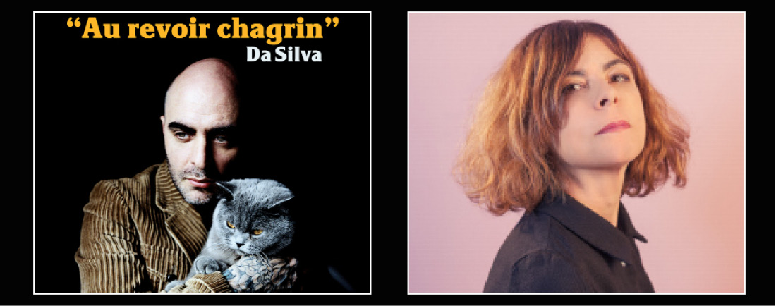 Musique - Da Silva + Clarika (Carré Sévigné)